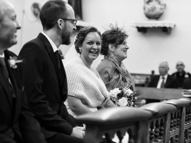 La boda de Rory y Cristina en Los Navalucillos, Toledo 14
