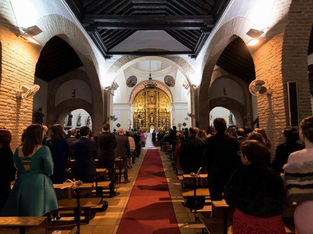 La boda de Rory y Cristina en Los Navalucillos, Toledo 16