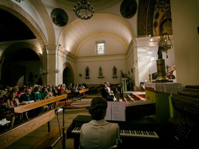 La boda de Rory y Cristina en Los Navalucillos, Toledo 18