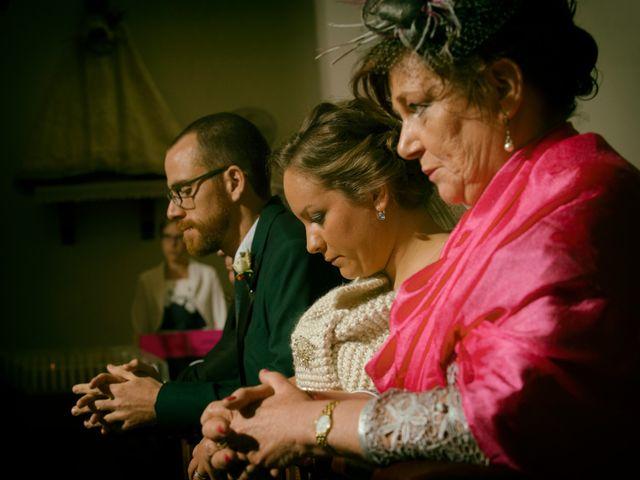 La boda de Rory y Cristina en Los Navalucillos, Toledo 19
