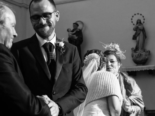 La boda de Rory y Cristina en Los Navalucillos, Toledo 20