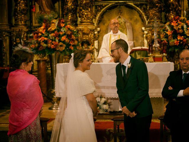 La boda de Rory y Cristina en Los Navalucillos, Toledo 24