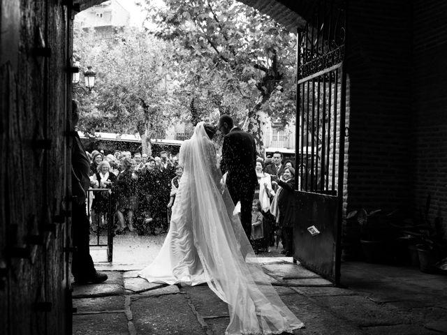 La boda de Rory y Cristina en Los Navalucillos, Toledo 25