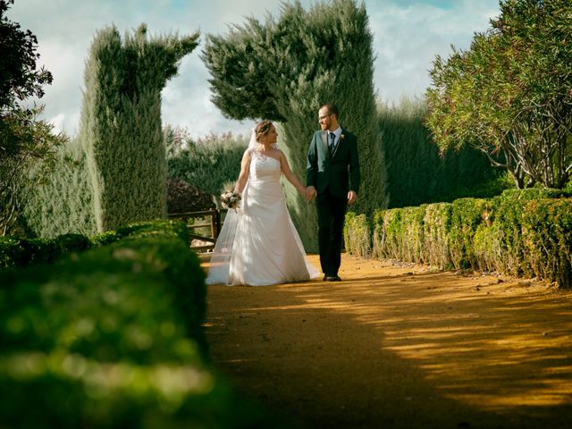 La boda de Rory y Cristina en Los Navalucillos, Toledo 30