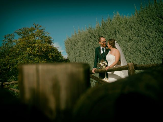 La boda de Rory y Cristina en Los Navalucillos, Toledo 31