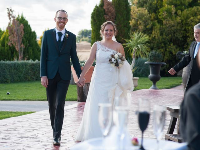 La boda de Rory y Cristina en Los Navalucillos, Toledo 33