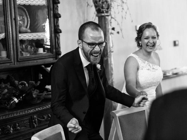 La boda de Rory y Cristina en Los Navalucillos, Toledo 1