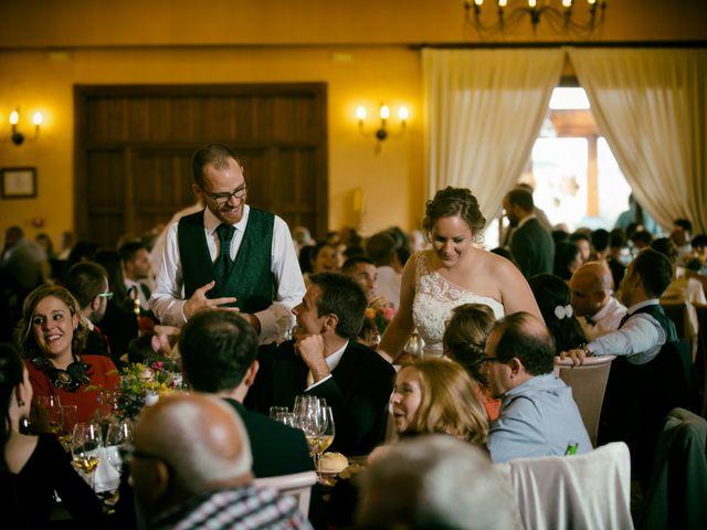 La boda de Rory y Cristina en Los Navalucillos, Toledo 38