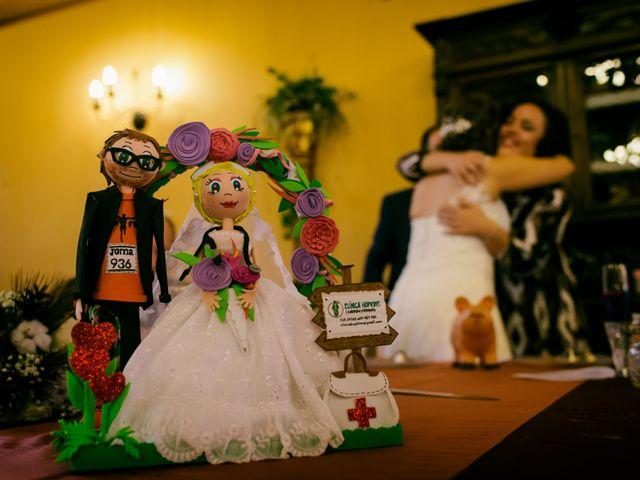 La boda de Rory y Cristina en Los Navalucillos, Toledo 40