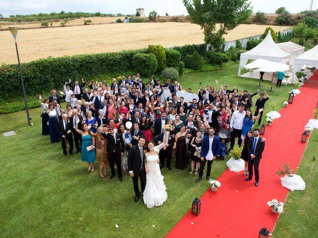 La boda de Ignasi  y Anna  en Vilagrassa, Lleida 86