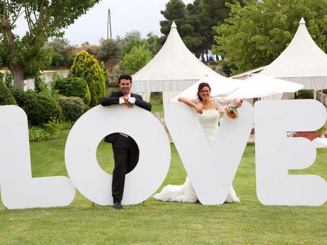 La boda de Ignasi  y Anna  en Vilagrassa, Lleida 92