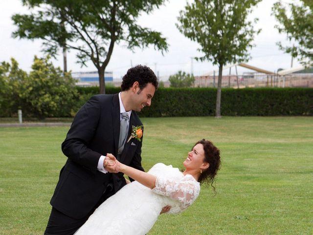La boda de Ignasi  y Anna  en Vilagrassa, Lleida 95