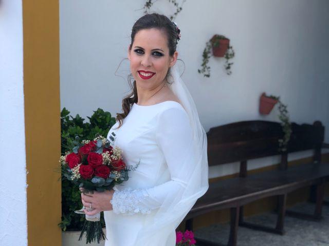 La boda de Jose Andrés y Triana en Los Palacios Y Villafranca, Sevilla 4