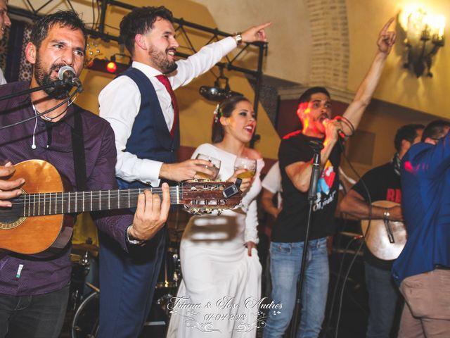 La boda de Jose Andrés y Triana en Los Palacios Y Villafranca, Sevilla 26