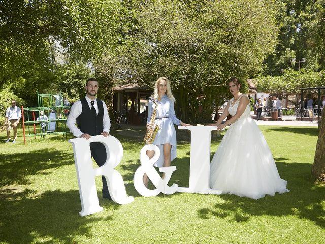 La boda de Rubén y Itziar en Berango, Vizcaya 1