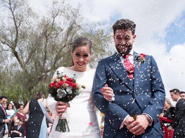 La boda de Jose Andrés y Triana en Los Palacios Y Villafranca, Sevilla 2