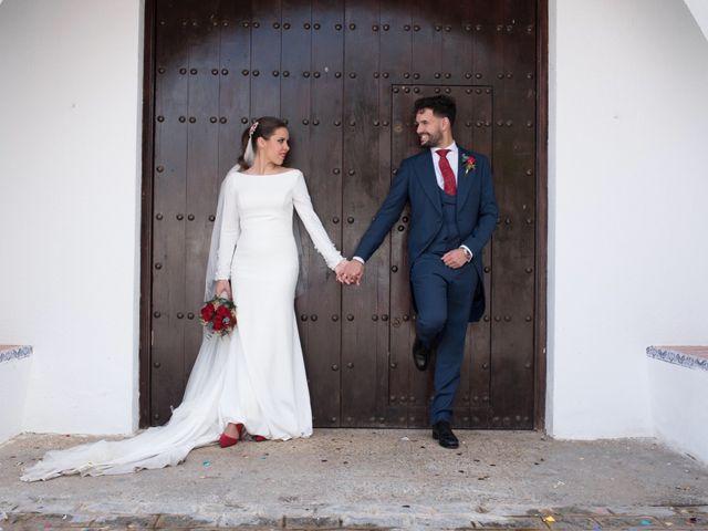 La boda de Jose Andrés y Triana en Los Palacios Y Villafranca, Sevilla 41