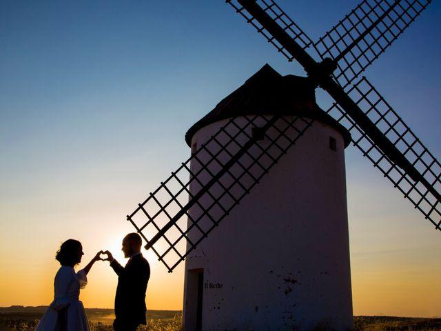 La boda de Juan y Azahara en Mota Del Cuervo, Cuenca 2