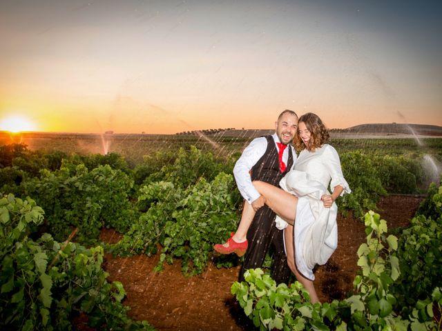 La boda de Juan y Azahara en Mota Del Cuervo, Cuenca 5