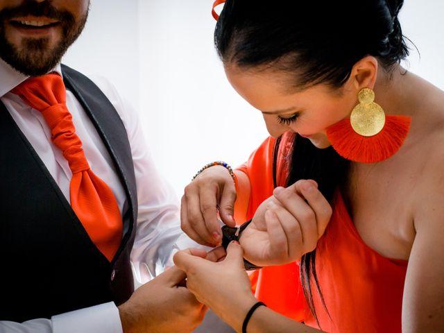 La boda de Juan y Azahara en Mota Del Cuervo, Cuenca 7