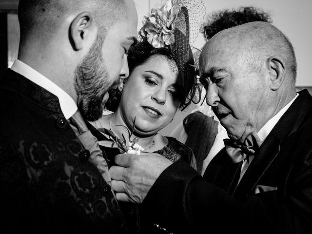 La boda de Juan y Azahara en Mota Del Cuervo, Cuenca 8