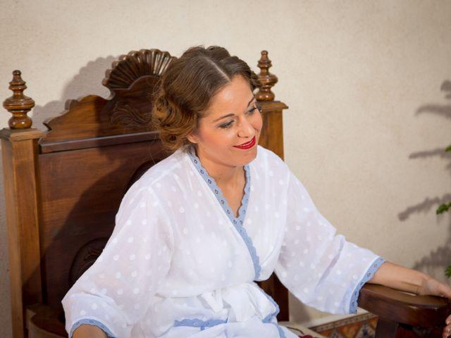 La boda de Juan y Azahara en Mota Del Cuervo, Cuenca 12