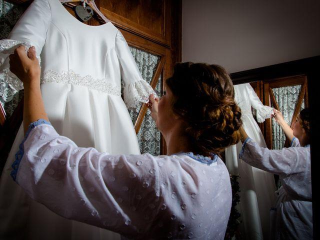 La boda de Juan y Azahara en Mota Del Cuervo, Cuenca 15