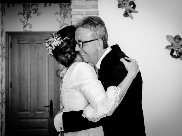 La boda de Juan y Azahara en Mota Del Cuervo, Cuenca 19