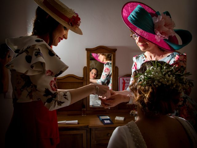 La boda de Juan y Azahara en Mota Del Cuervo, Cuenca 20
