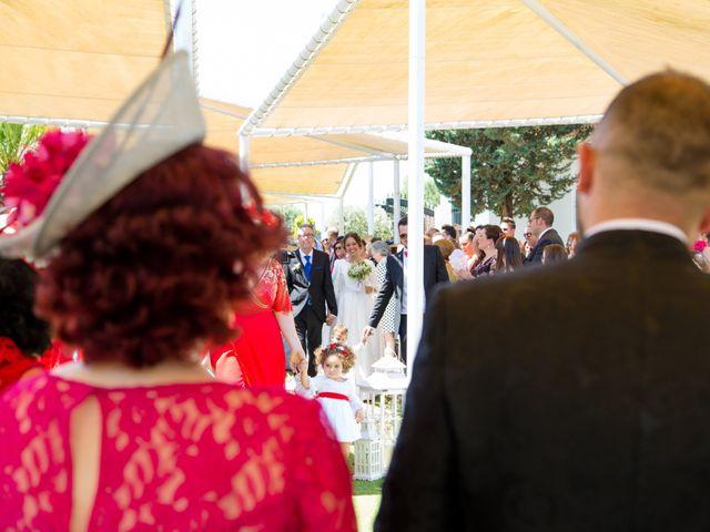 La boda de Juan y Azahara en Mota Del Cuervo, Cuenca 23