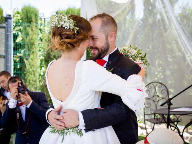 La boda de Juan y Azahara en Mota Del Cuervo, Cuenca 24