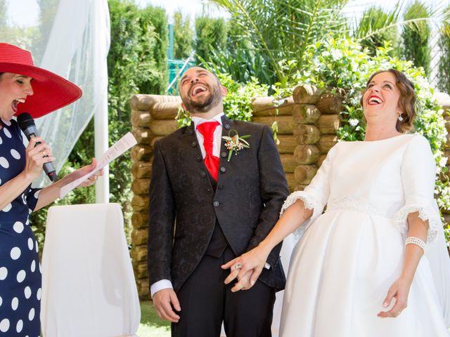 La boda de Juan y Azahara en Mota Del Cuervo, Cuenca 28