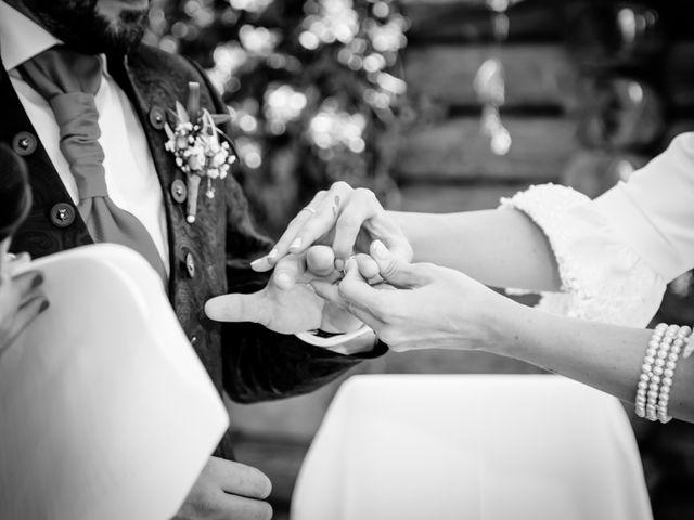 La boda de Juan y Azahara en Mota Del Cuervo, Cuenca 29