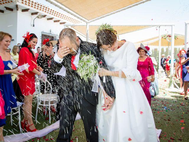 La boda de Juan y Azahara en Mota Del Cuervo, Cuenca 30