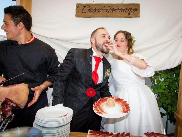 La boda de Juan y Azahara en Mota Del Cuervo, Cuenca 32