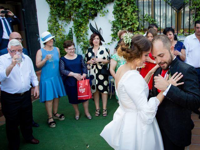 La boda de Juan y Azahara en Mota Del Cuervo, Cuenca 36