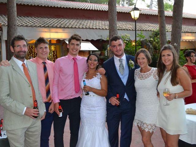 La boda de Marc y Andrea  en Sax, Alicante 1