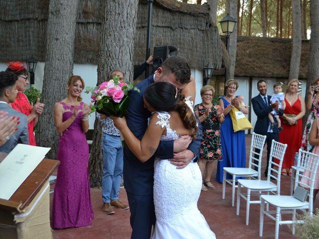 La boda de Marc y Andrea  en Sax, Alicante 2