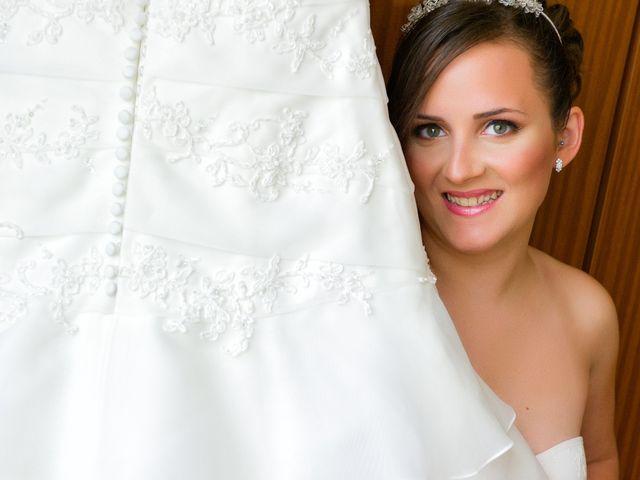 La boda de Vanessa y Javi en L' Alcora, Castellón 8