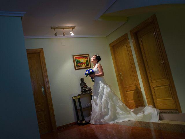 La boda de Vanessa y Javi en L' Alcora, Castellón 11