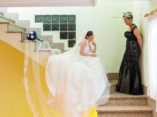 La boda de Vanessa y Javi en L' Alcora, Castellón 12