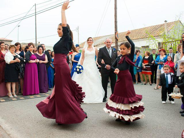 La boda de Vanessa y Javi en L' Alcora, Castellón 14
