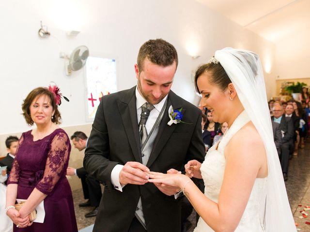 La boda de Vanessa y Javi en L' Alcora, Castellón 16