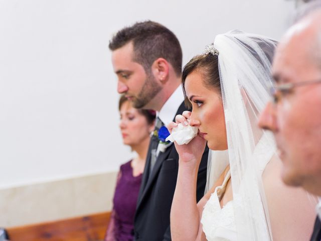 La boda de Vanessa y Javi en L' Alcora, Castellón 17