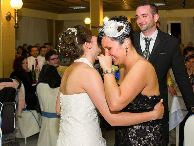 La boda de Vanessa y Javi en L' Alcora, Castellón 25