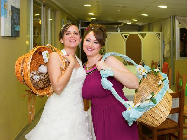 La boda de Vanessa y Javi en L' Alcora, Castellón 28