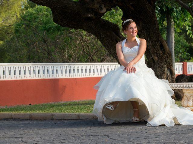 La boda de Vanessa y Javi en L' Alcora, Castellón 30
