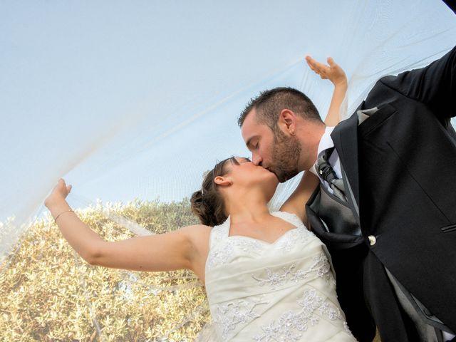La boda de Vanessa y Javi en L' Alcora, Castellón 31