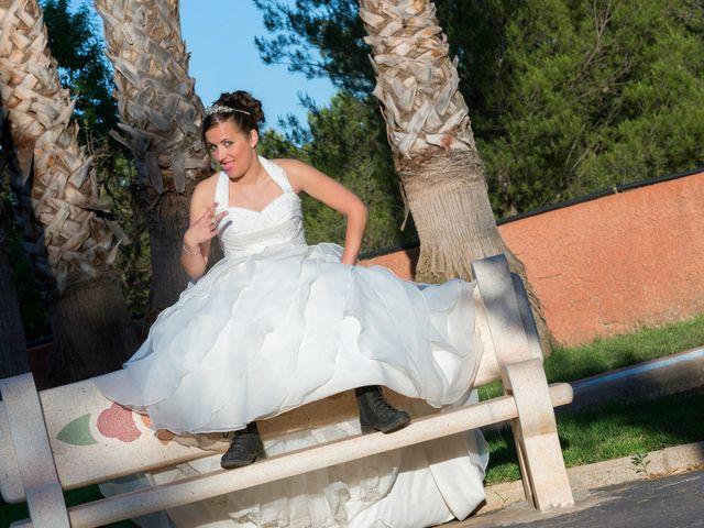 La boda de Vanessa y Javi en L' Alcora, Castellón 35