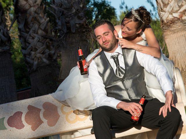 La boda de Vanessa y Javi en L' Alcora, Castellón 36